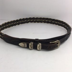 Other - Genuine Handcrafted Horsehair cowhide Belt Size 36